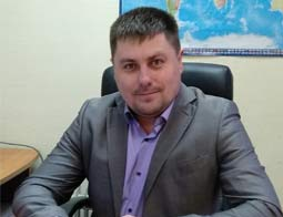 Сотрудник БОСЗ Андрей Леонидович Ракчеев