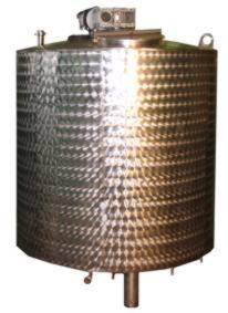 Емкость паровая со змеевиком охлаждения тип 10.01.ПЗ