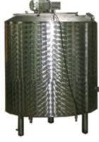 Емкости паровые со змеевиком охлаждения тип 10.01.ПЗ