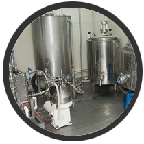 Мини завод для переработки 0,5 т молока в смену