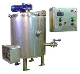 Емкость для приготовления сыров с электрическим нагревом тип 10.01Э