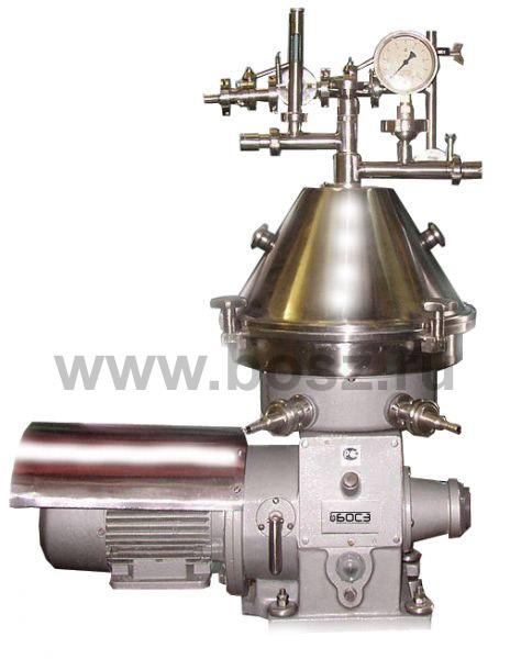 Первая фотография или схема Сепаратор - Сливкоотделитель ОСЦП-1