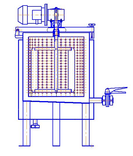 Вторая фотография или схема Емкость для приготовления сыров, тип 10.01.Э
