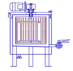 Вторая фотография или схема Емкость для приготовления сыров с электрическим нагревом тип 10.01Э