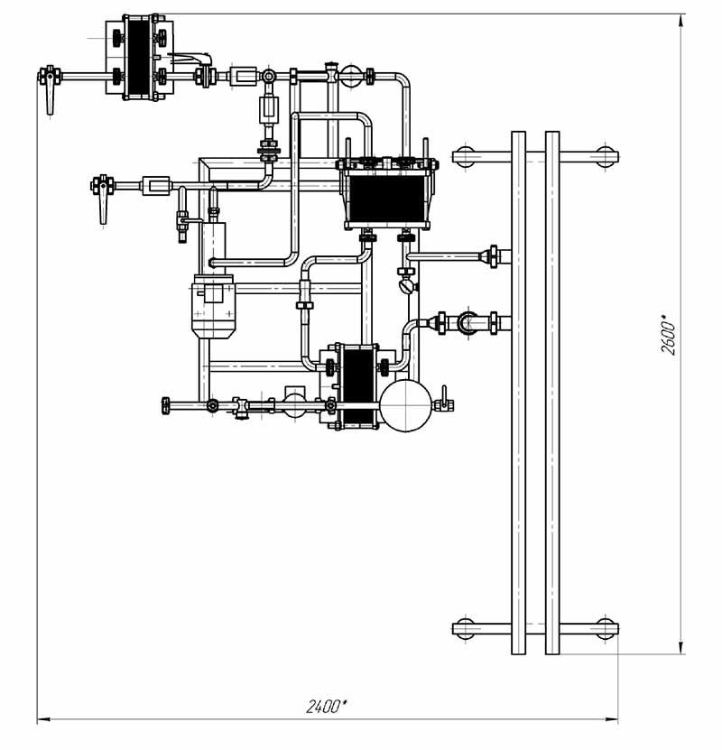Вторая фотография или схема Пастеризатор ПМР с водяным нагревом
