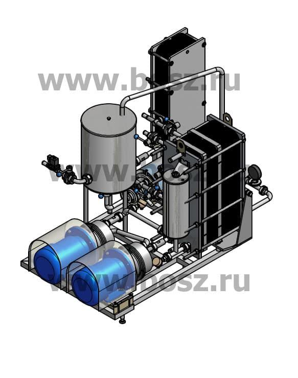 Вторая фотография или схема Пастеризатор ПМР-02-ВТ