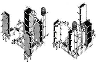 Первая фотография или схема Пастеризатор ПМР с паровым нагревом