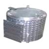 Бак теплоносителя с электронагревом. Тип 10.03Э