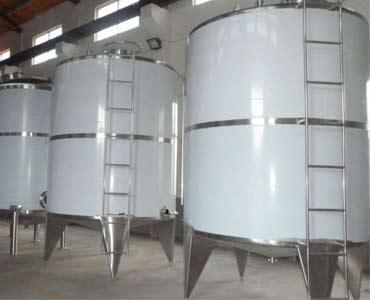 Емкости для хранения молока
